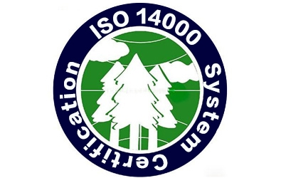 The ISO congratulates Kunshan Venjong for achieving the certification of ISO14001: 2015 Environmental management system